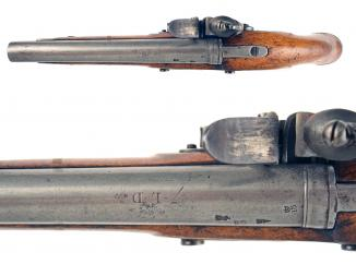 An Interesting New Land Pistol