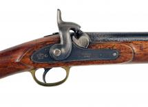 A Scarce Victorian Carbine, dated 1866.