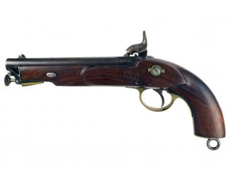 A Fine East India Government Pistol