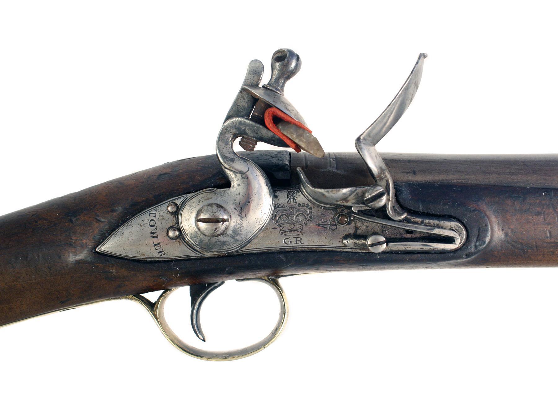 A Flintlock Volunteer Carbine