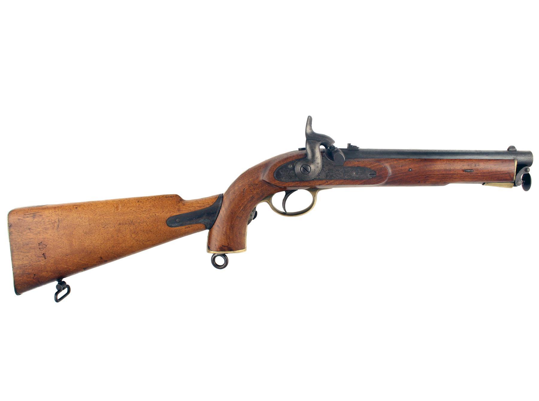 An Incredibly Rare 1856 Lancers Pistol