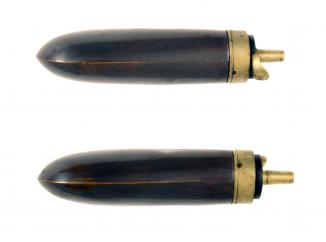 A Pistol Flask