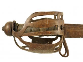 An English Dragoon Sword