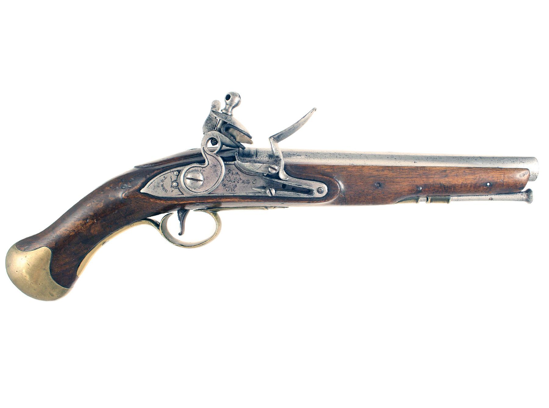 A Flintlock Short Sea Service
