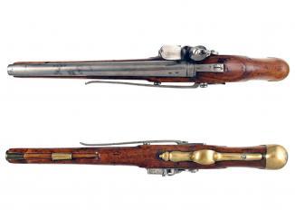 A 1801 Pattern Sea Service Pistol