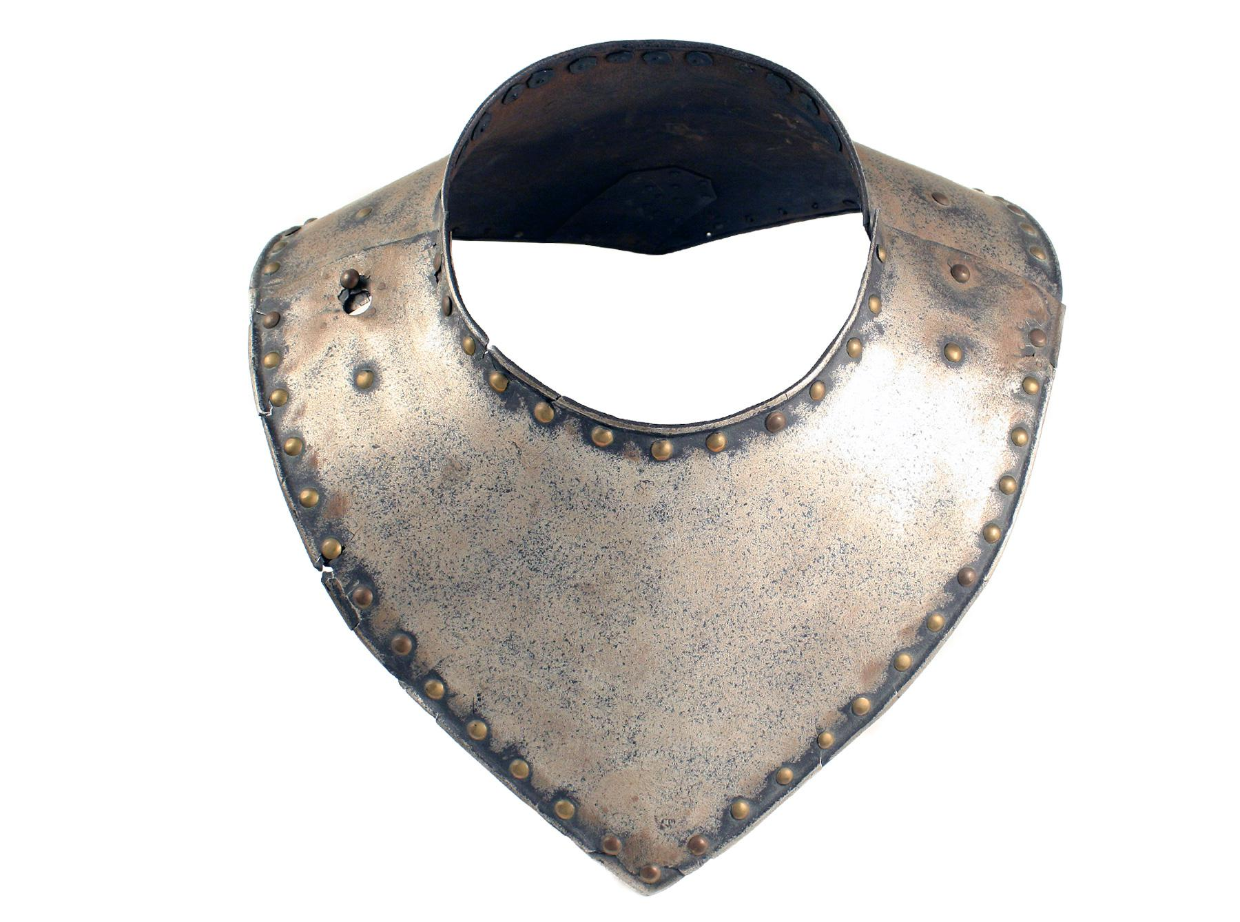 A 17th Century Gorget