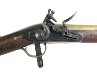 An Incredibly Scarce Blunderbuss