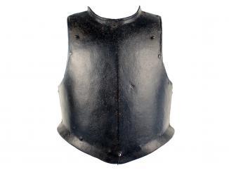 An English Civil War Breastplate