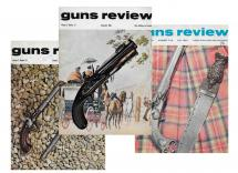 A Complete Collection Of Guns Review Magazines