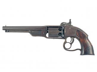 A Savage Firearms Co. Navy Revolver