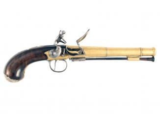 A Flintlock Queen Anne by Bumford