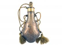 A Powder Flask by G. & J. W. Hawksley