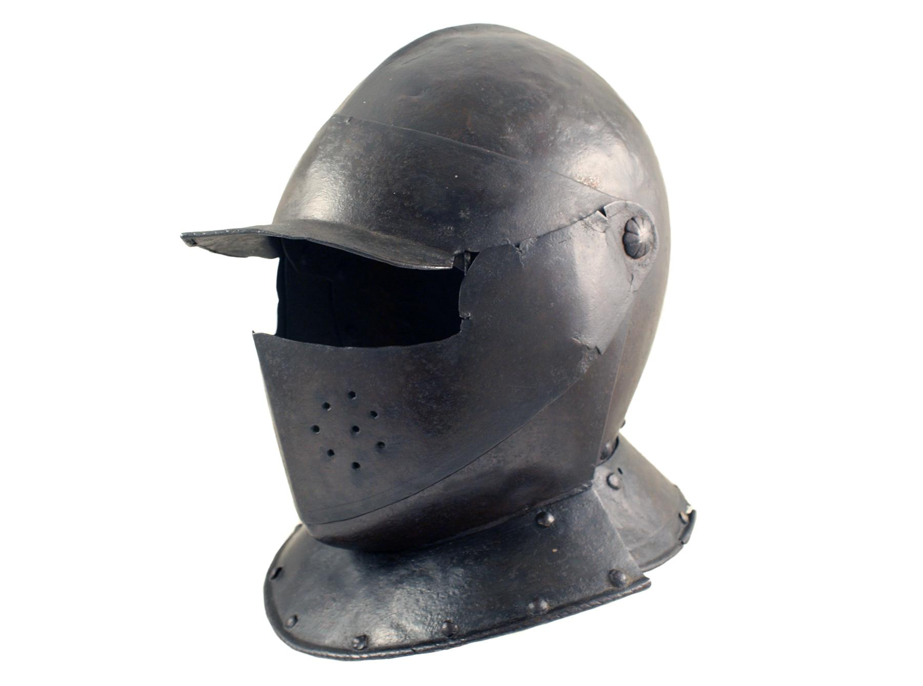 A Close Helmet