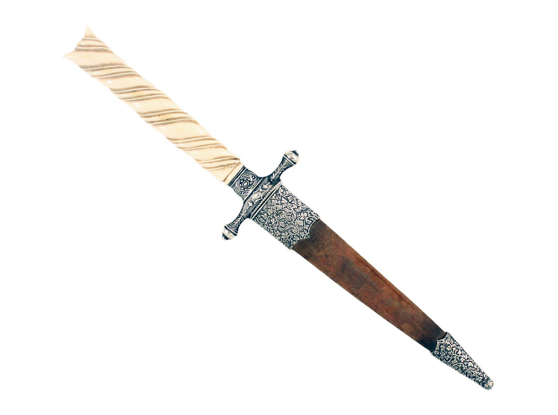 A 19th Century Dagger