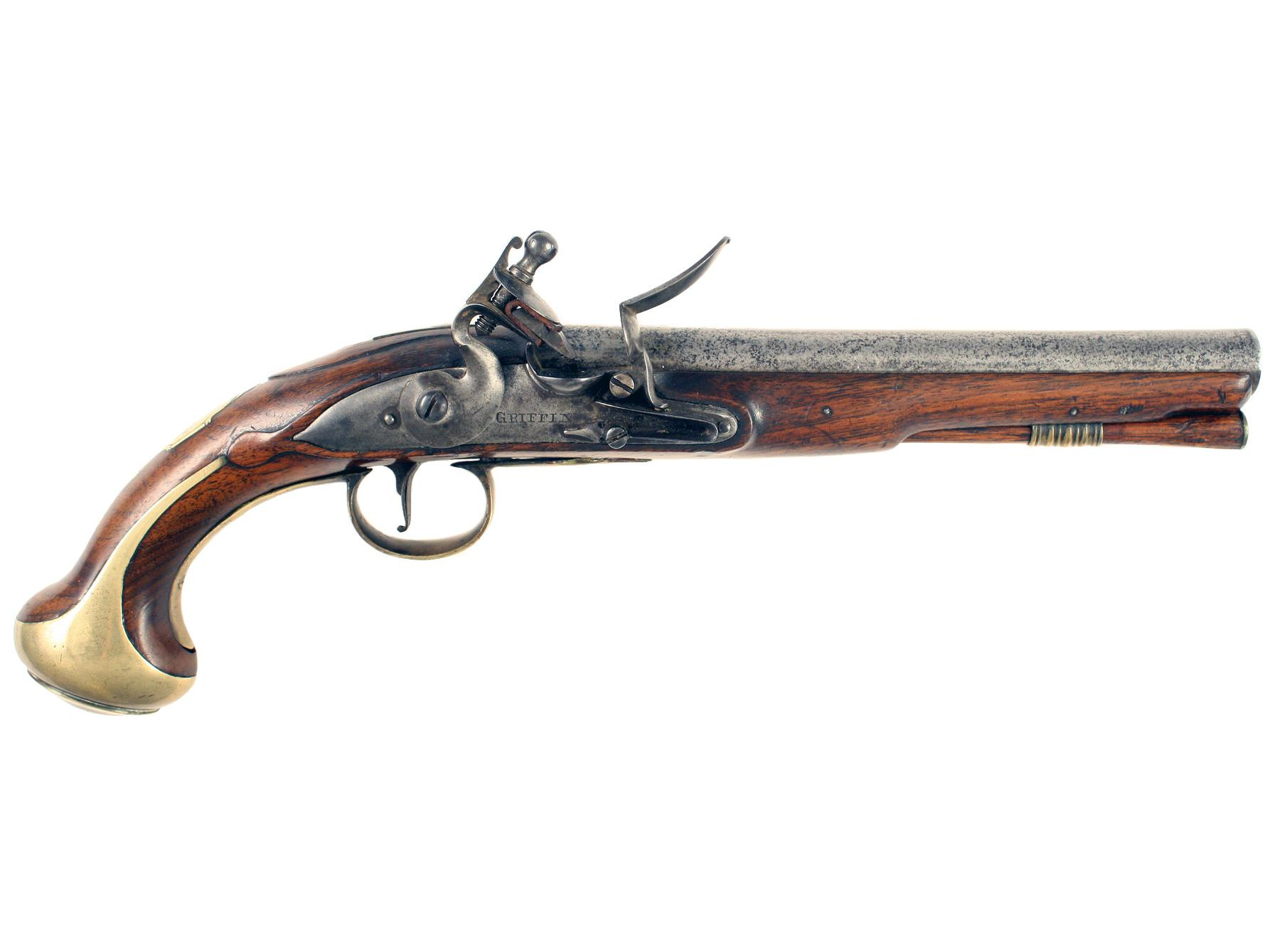 A Griffin Livery Pistol