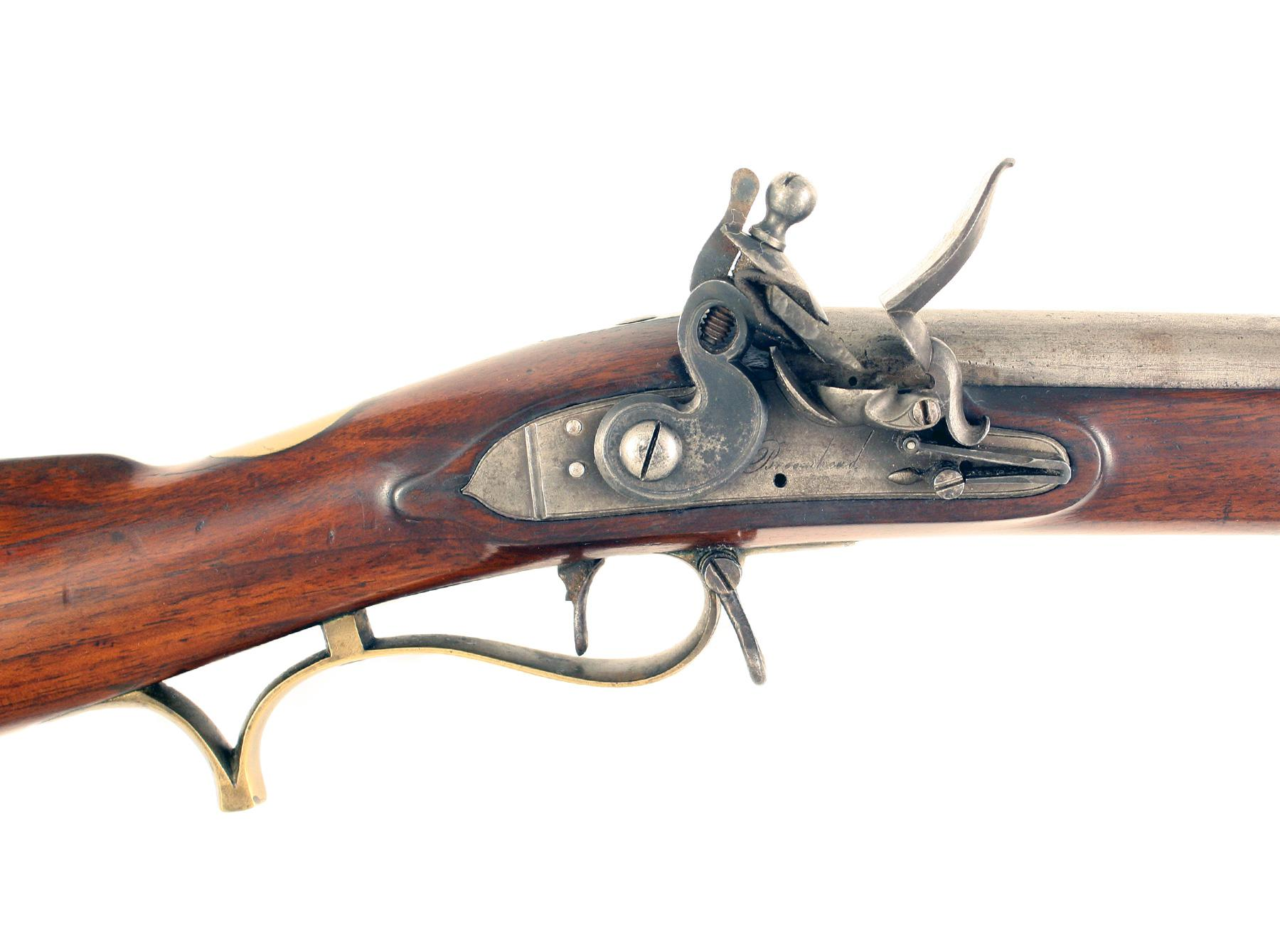 A Baker Rifle by Broomhead