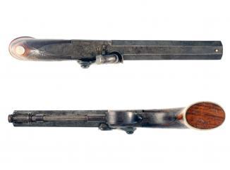A Percussion Pocket Pistol