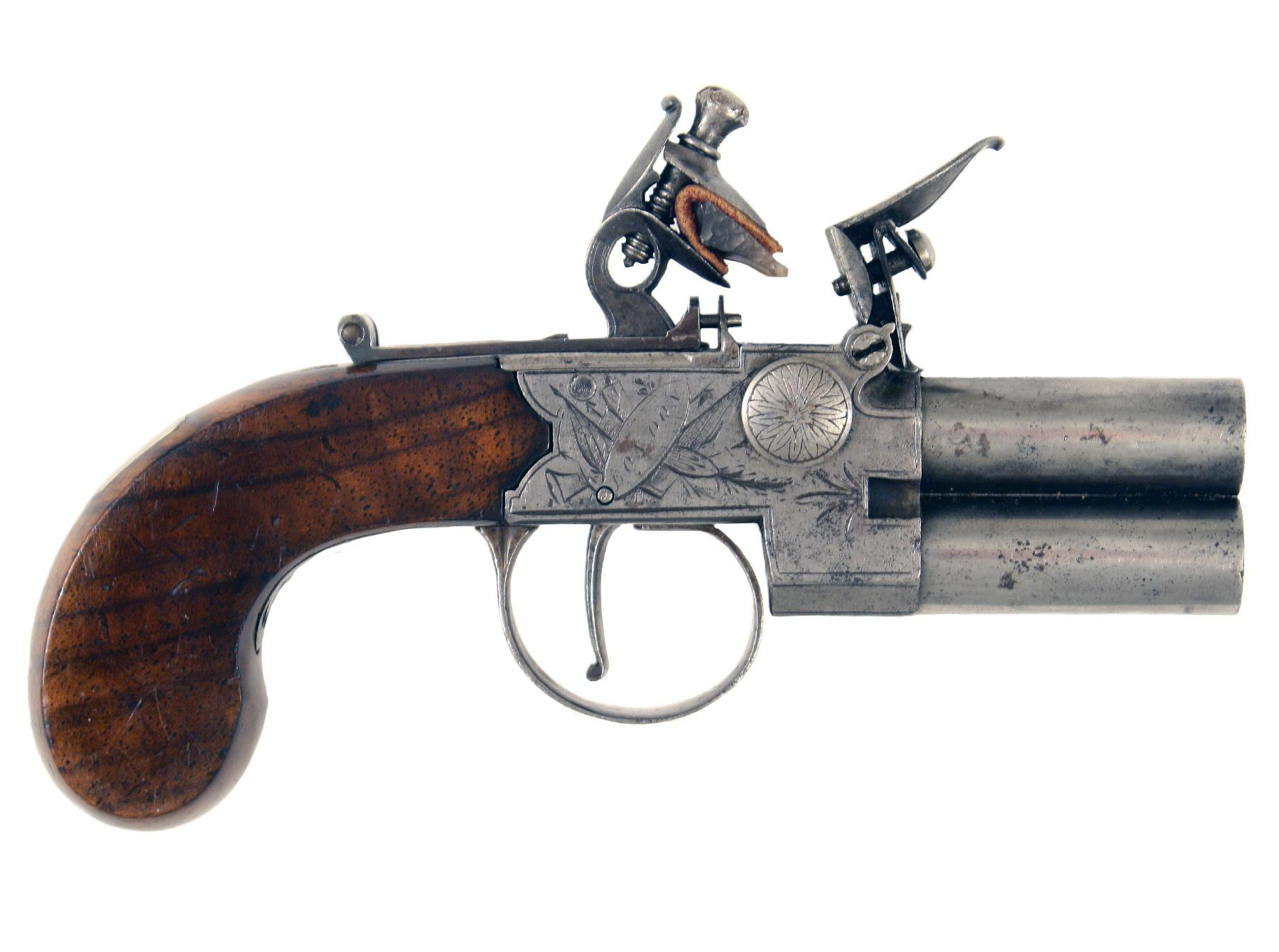 A Tap Action Pistol by Southall