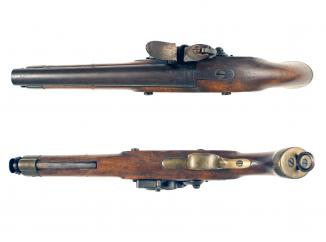 An Untouched East India Company Pistol