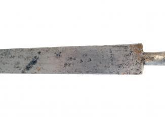 A Brownbess Bayonet by Johnson