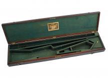 A Gun Case by H.W. Mortimer