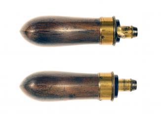 A Tiny Pistol Flask