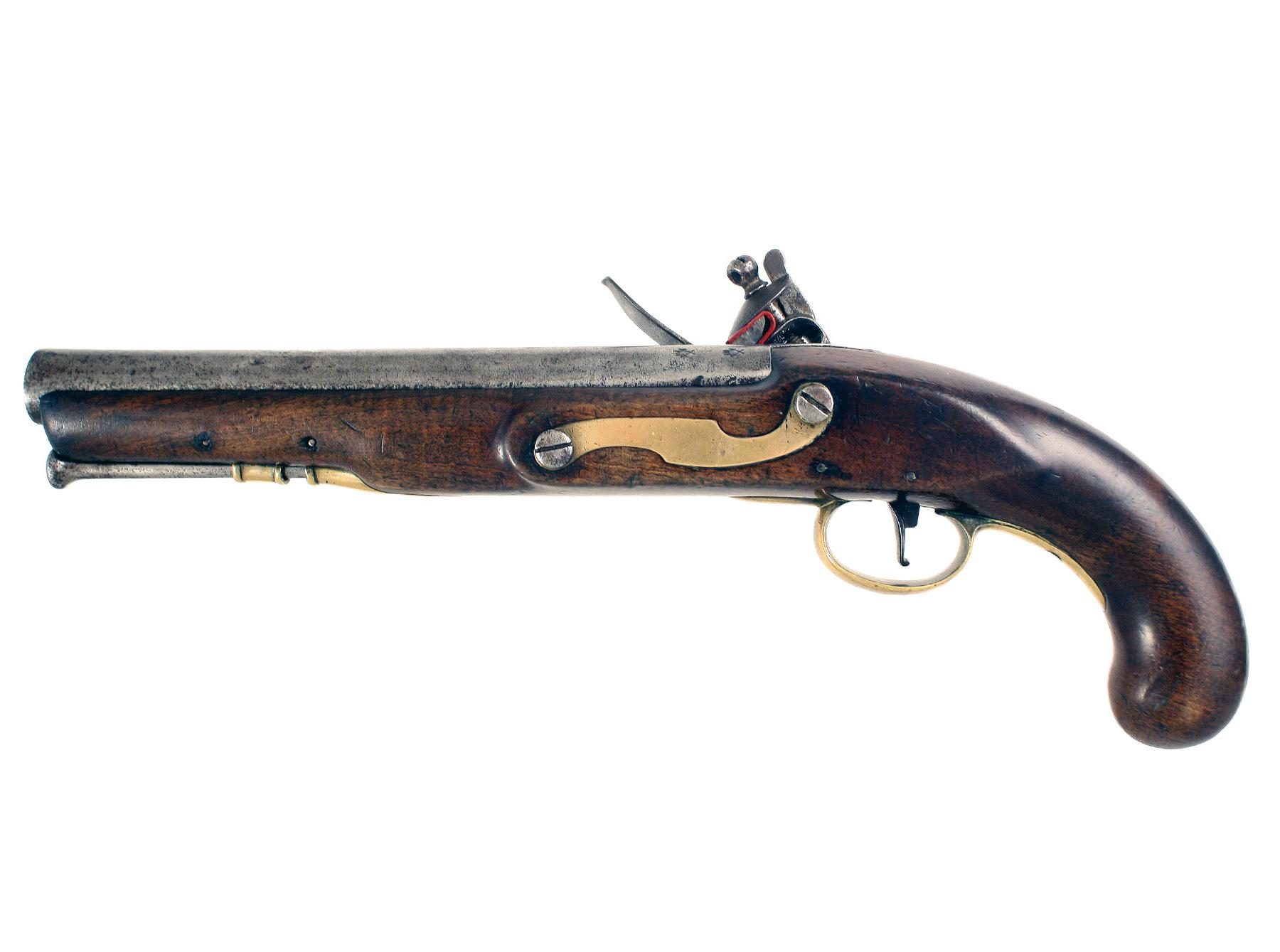 A 1796 Pattern Heavy Dragoon Pistol