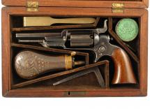 A Superb Cased Colt Root Revolver