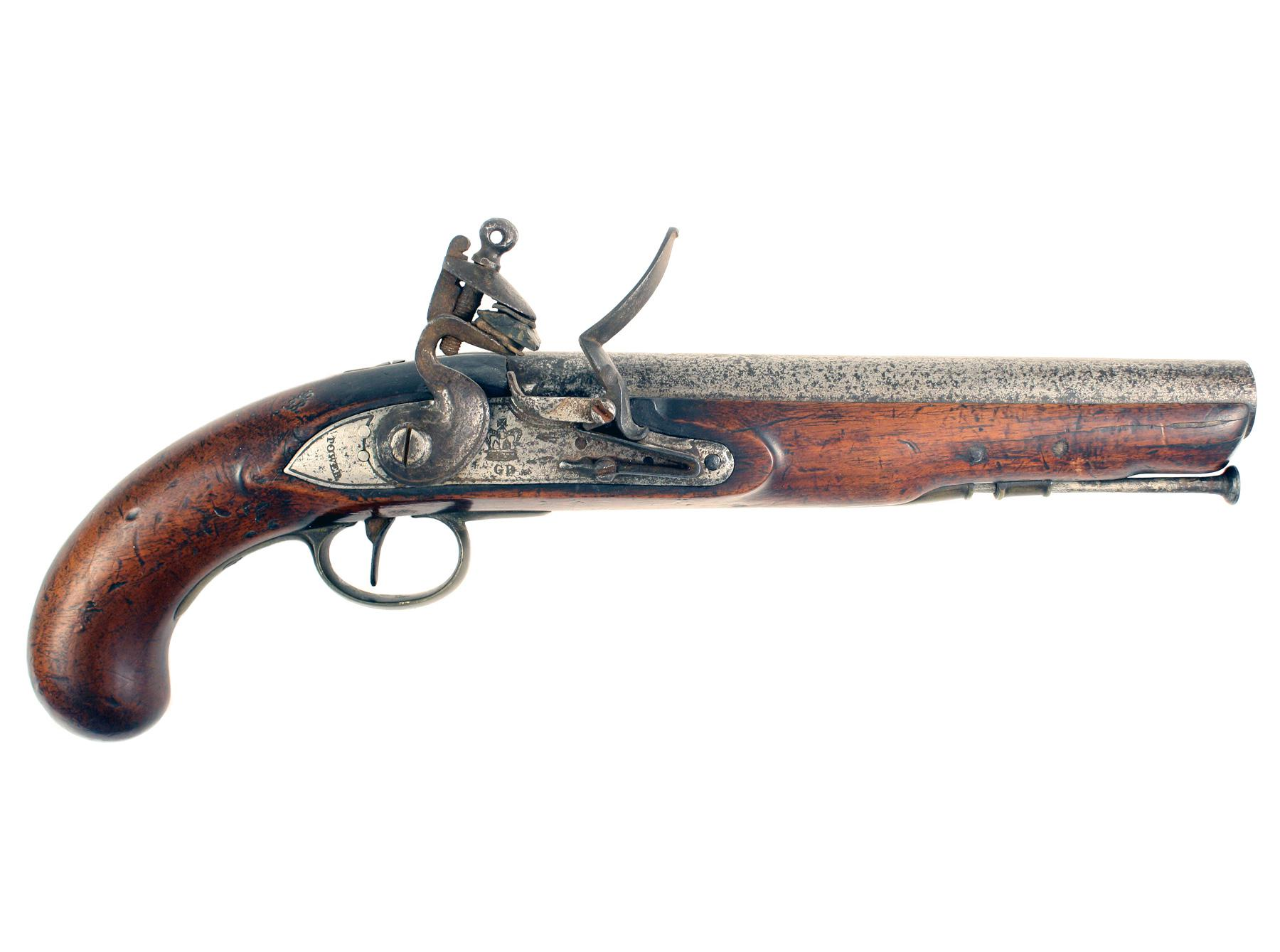 A 1796 Pattern Heavy Dragoon.