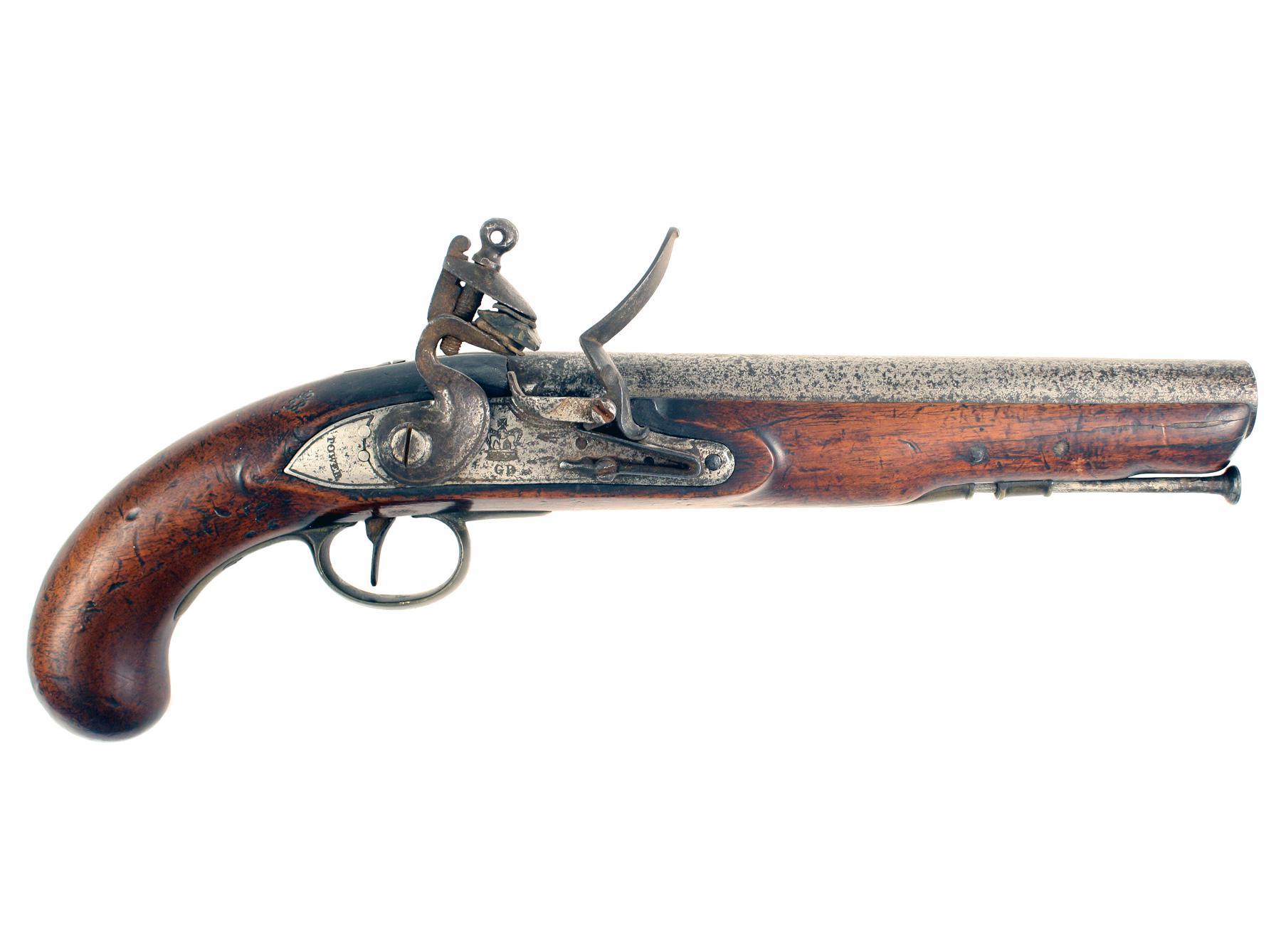 A 1796 Pattern Heavy Dragoon.