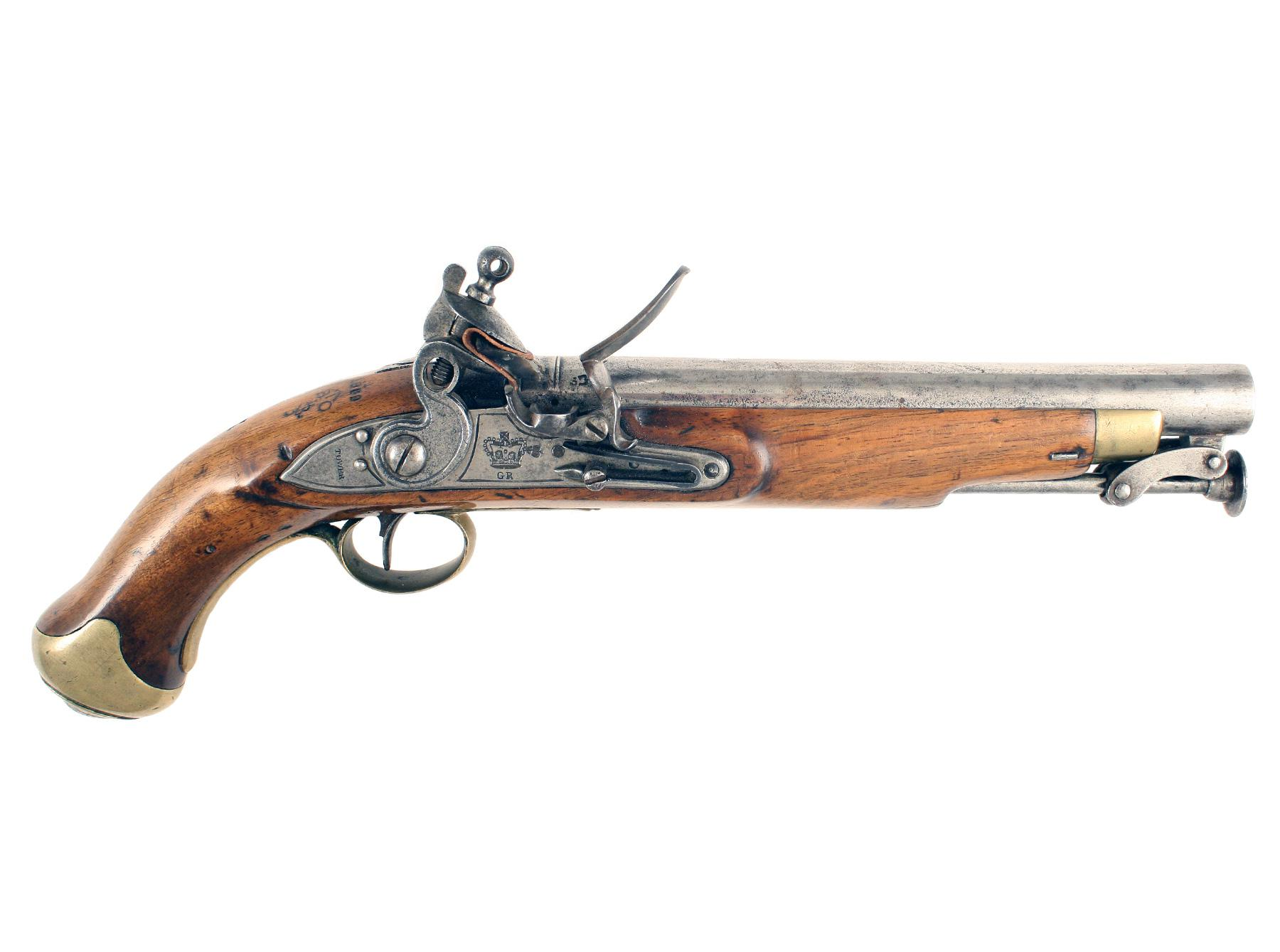An Unusual Flintlock New Land Pattern