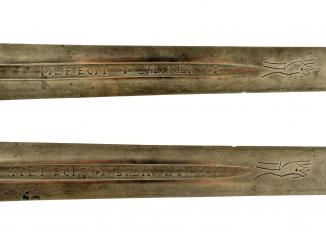 """A Walloon Sword of """"Amsterdam"""" Type"""