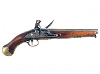An Ordnance Shortened Sea Service Pistol