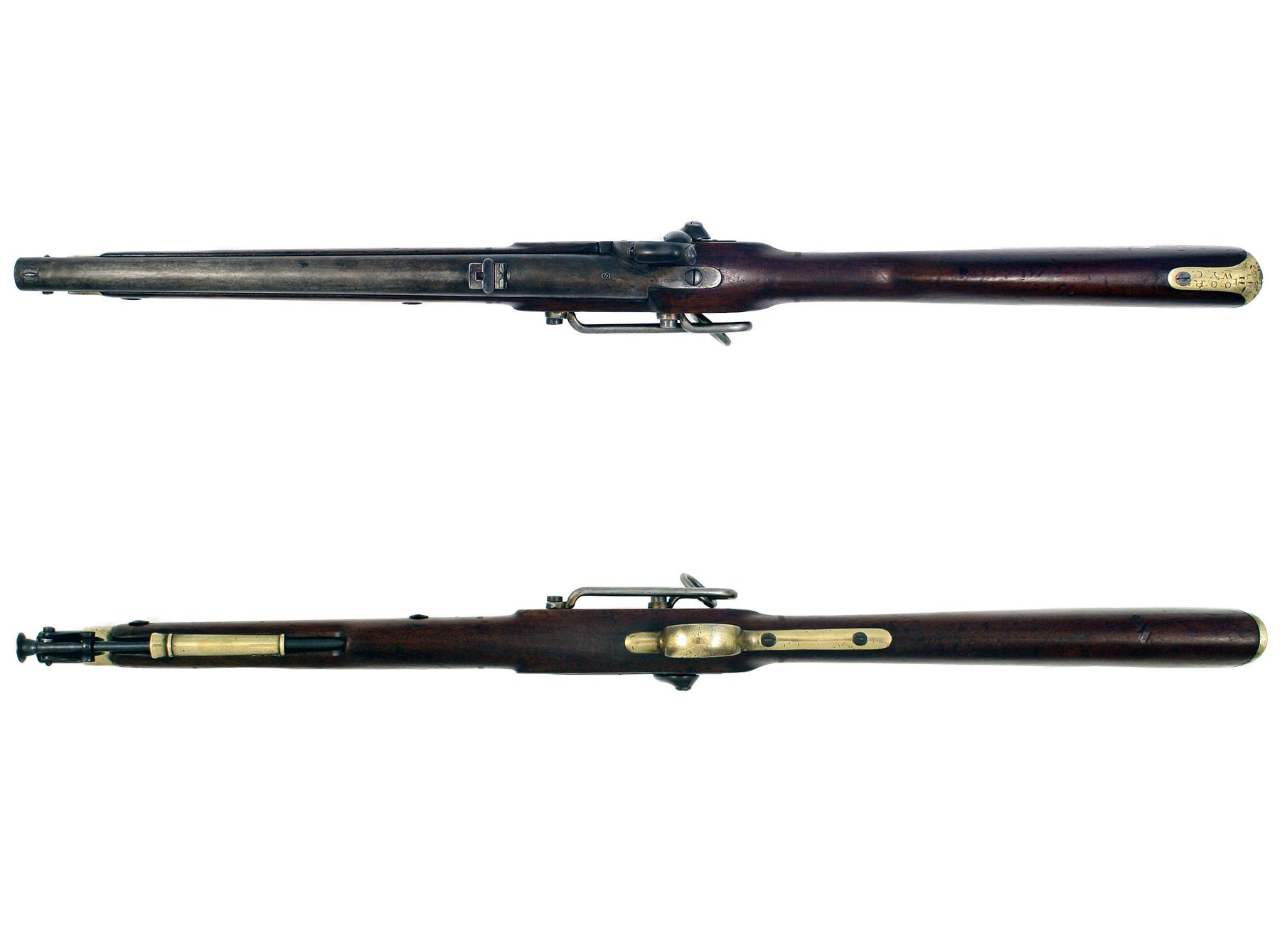 A P58 Rifled Paget Carbine