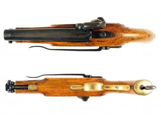 A Percussion Sea Service Pistol