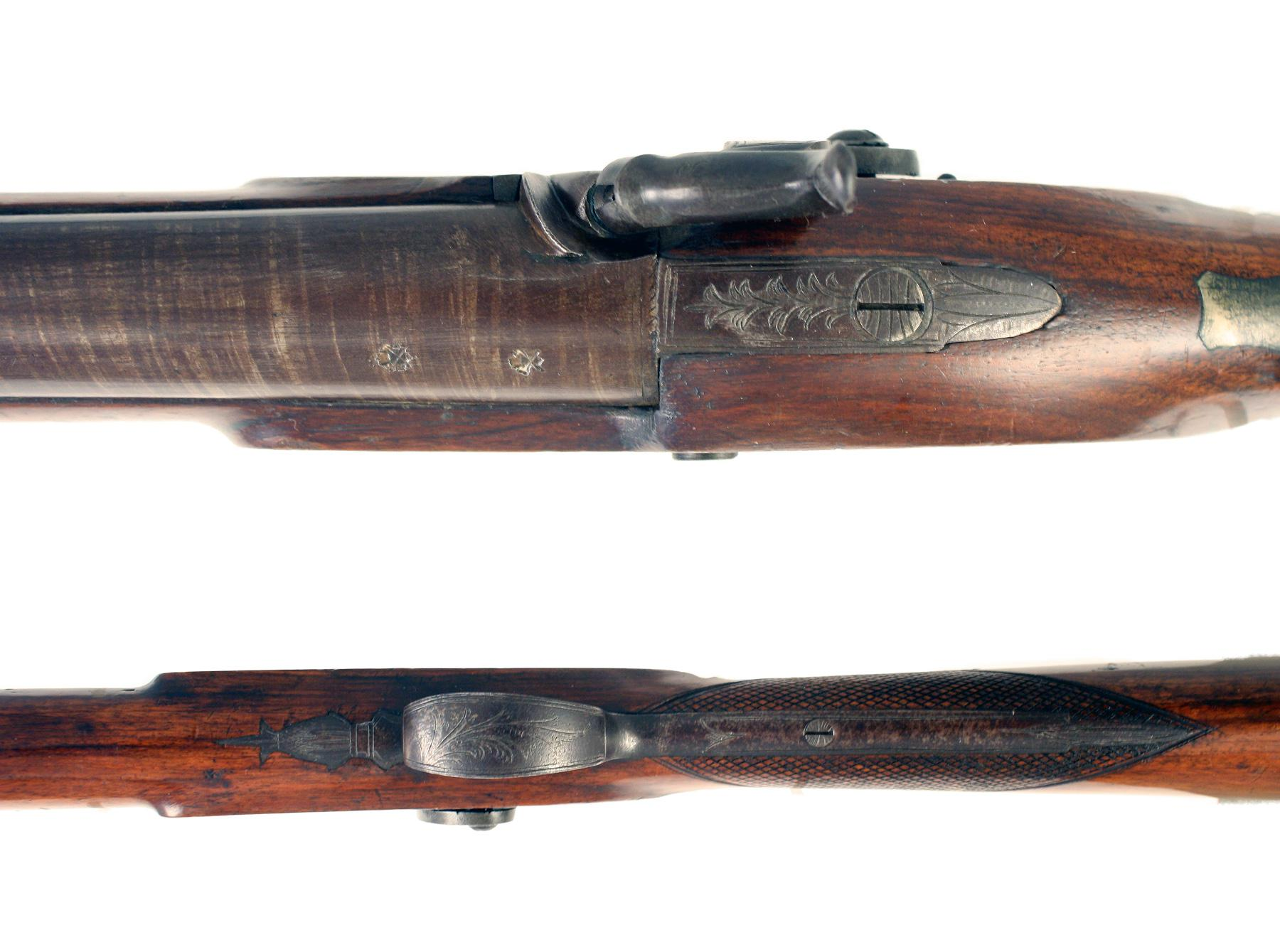 A Crisp Percussion Blunderbuss by Simmons