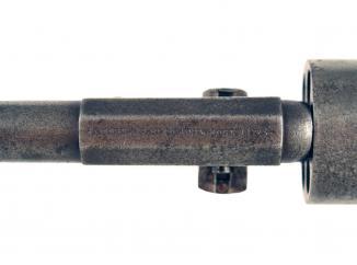 A 3rd Model Colt Dragoon Revolver