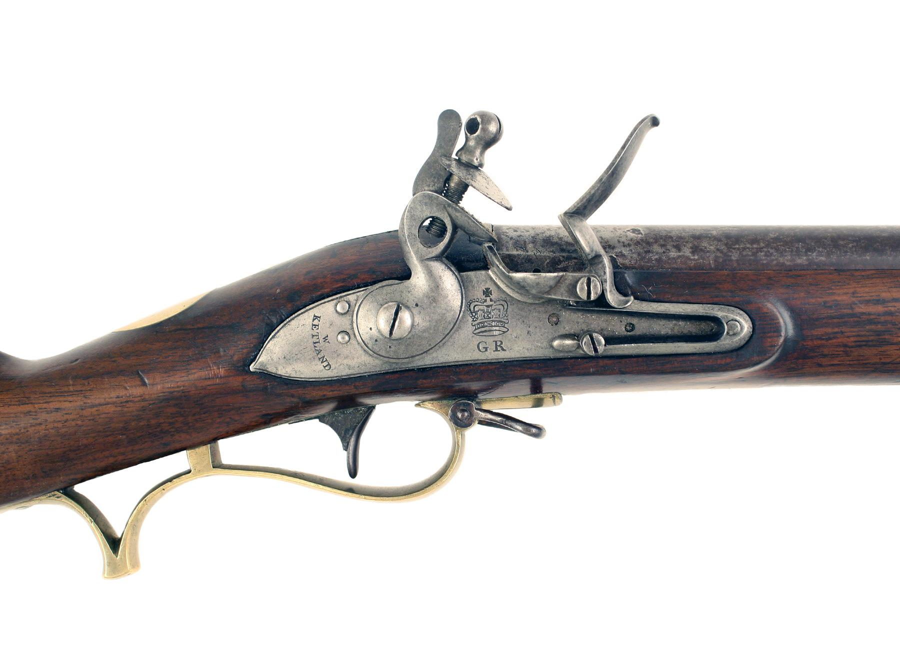 A Baker Rifle