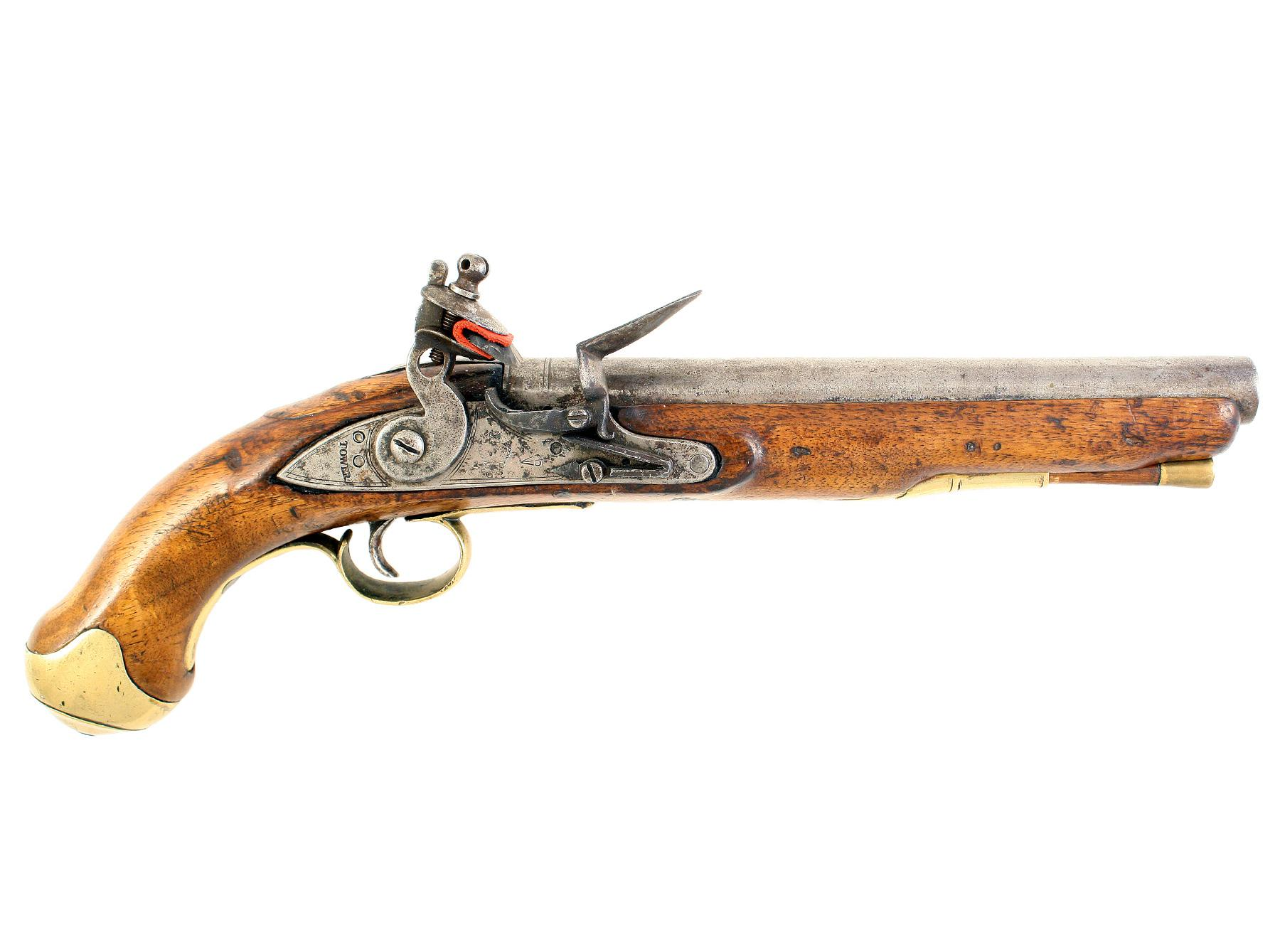 A Flintlock Light Dragoon