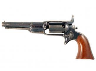 A Fine Cased Colt Root Revolver