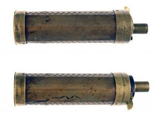 A Three-Way Pistol Flask