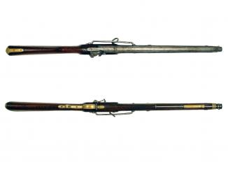 A Pattern 1844 Percussion Cavalry Carbine