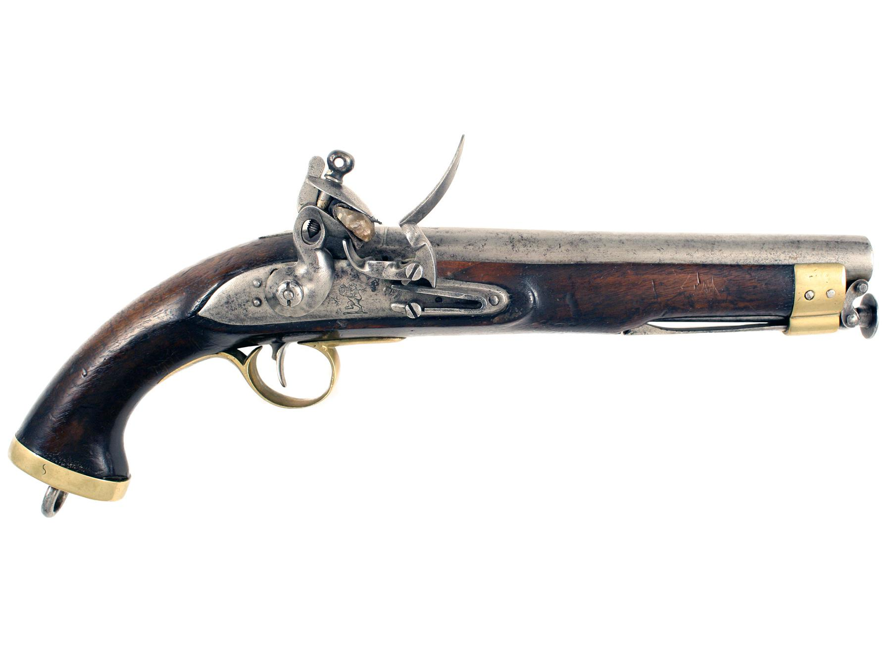 A Flintlock East India Company Pistol