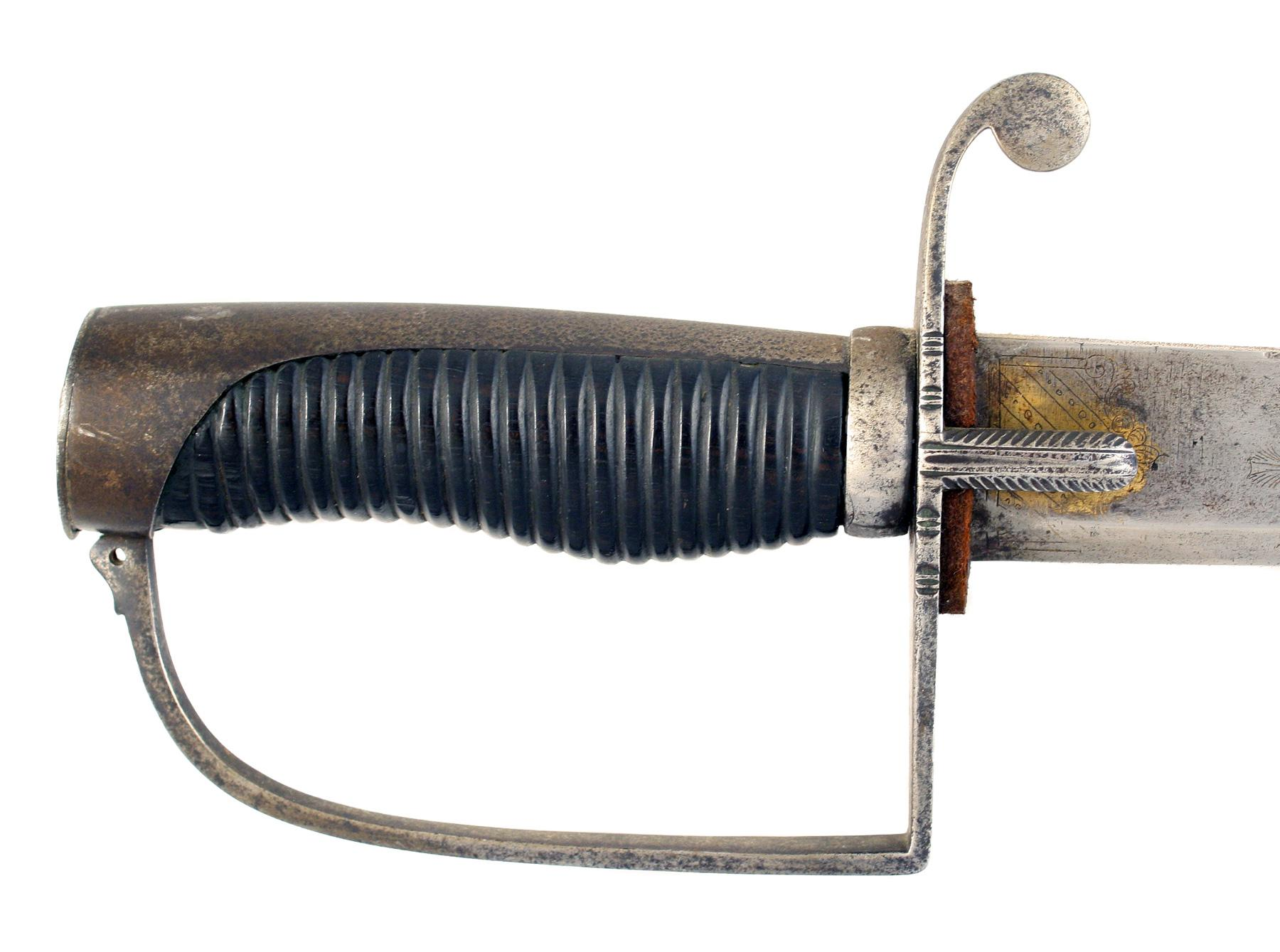 A 1788 Pattern Light Cavalry Sword