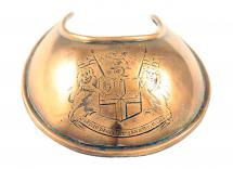 A Georgian Officers Gorget