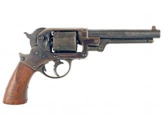 A Starr Arms Co. Revolver