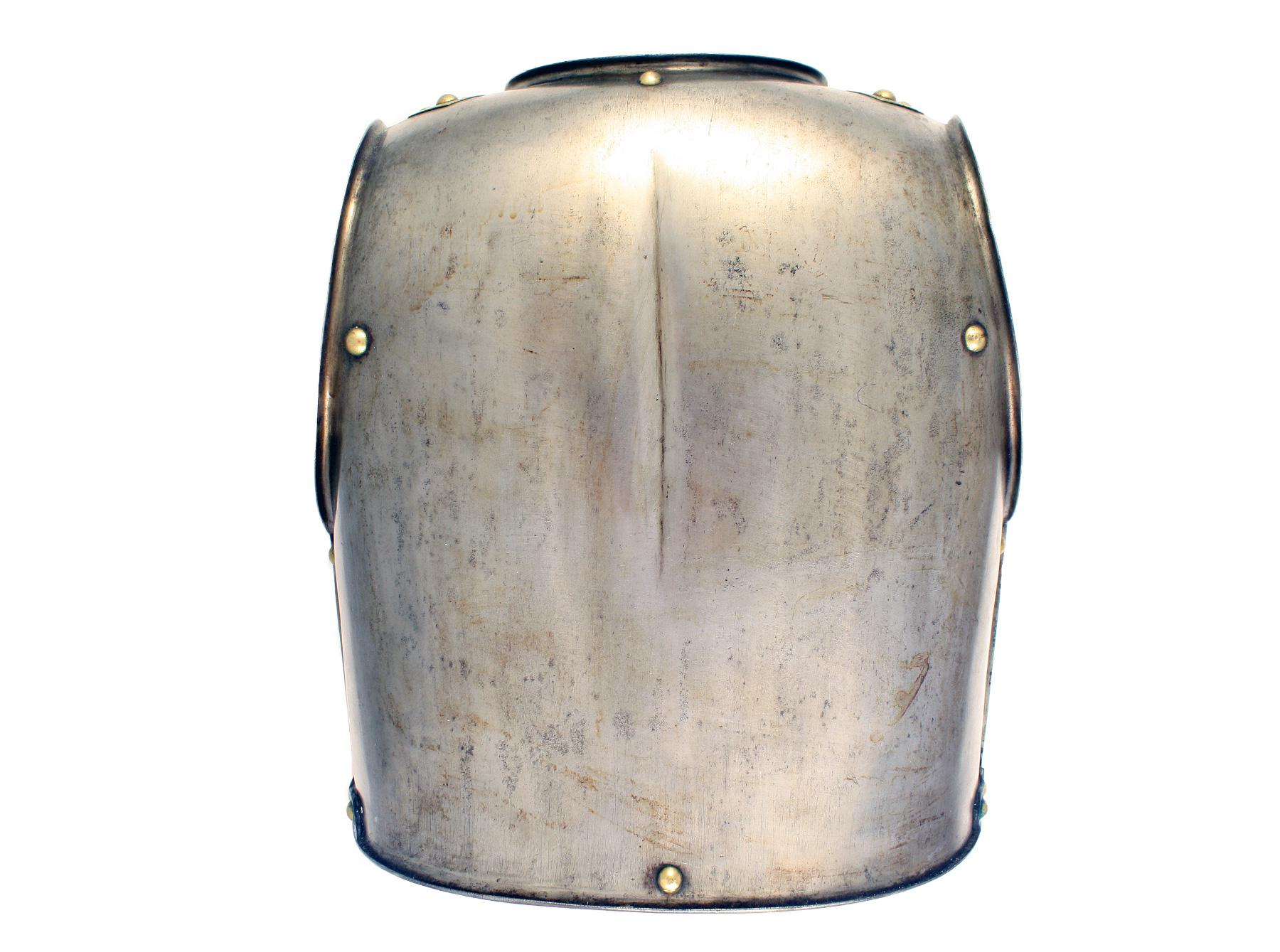 A French Cuirassiers Backplate