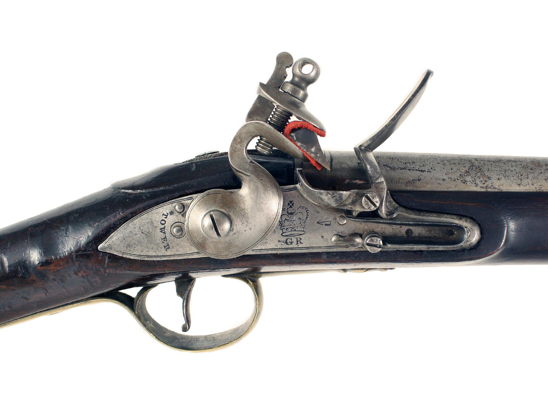 An Eliotts Carbine