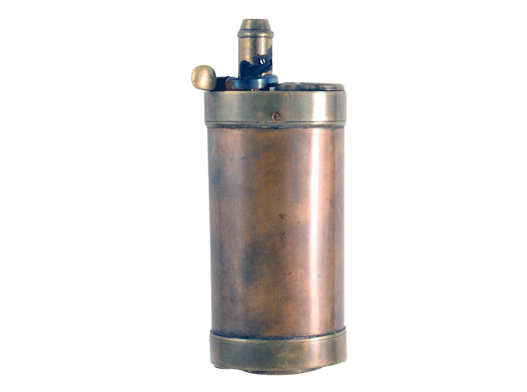 A Three-Way Pistol Flask