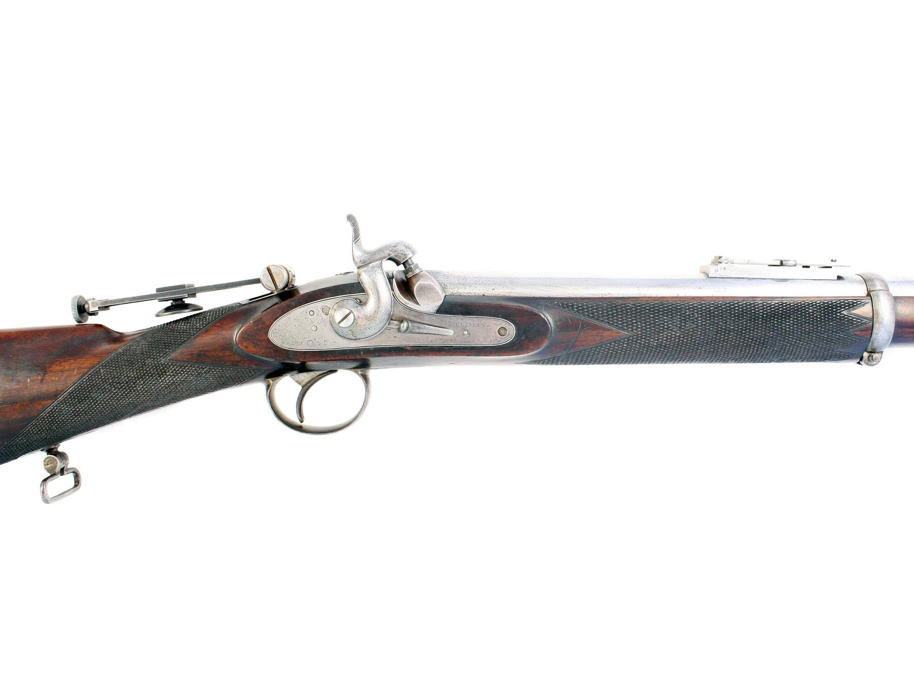 A Military Match Rifle by B. Beasley